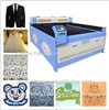 80w/100w/120w laser fabric cutter with large scale