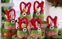 Christmas Stocking Packet Elf Candy Bags Gift Bags Christmas Decorations