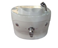 2014 Nail Set--Portable Pedicure SPA MiNi Foot SPA Sink with LED Model: SPA-002