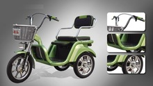 China design small tricycle differential for passenger