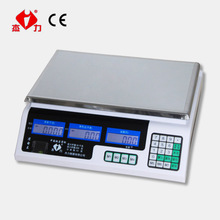 Stainless steel automatic weight checker 30kg
