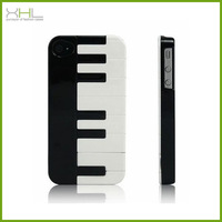 HOT piano keyboard cell phone case for iphone 4/4s
