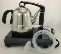 LTE006 popular mini electric travel kettle stainless steel