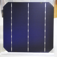A grade enough power BLUESUN manufature company supply mono/polycrystalline silicon 156mm cell solar