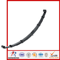 cheap man truck bushing leaf spring assembly