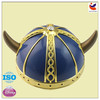 Novelty hat EN71 plastic Vikings helmet hat for halloween
