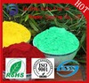 Powder Coating transparent clear green red yellow spray thermosetting powder coating