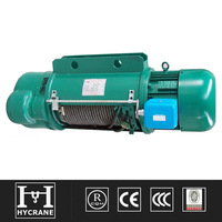 Hot sale Stationary electric wire rope hoist manufacture In china