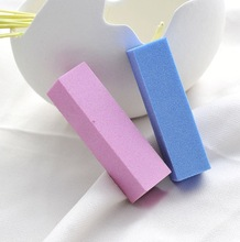 2014 hot sale!!Various pattens disposable nail file for manicure free sample supply