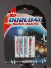AAA LR03 alkaline batteries AM4