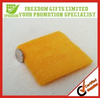 Promotional Embroidery Logo Knitting Wristband