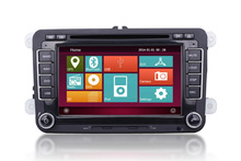 7'car dvd player with bluetooth usb sd radio tv