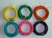 colorful simple elastic hair bungee band, elastic band for hair, girl's hair