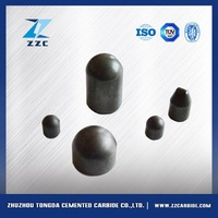Precision Ground and Polished Tricone bits long life circle