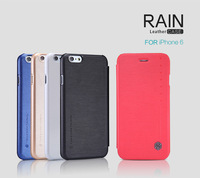 For iPhone 6 NILLKIN Rain PU Leather Flip Case