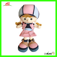 LE A0168 baby girl lucky doll toy