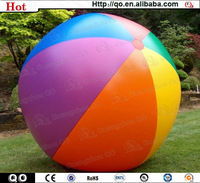 2015 personalized custom impressive giant inflatable beach ball