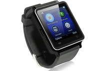 Touch Screen Smart Watch Bluetooth Wrist Smart Watch Moblie Phone For IOS Android Samsung iPhone HTC LG