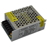 2A 12V Constant voltage LED power supply for Strip lights