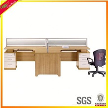 Office furniture four person office screen modular call center used office partitions