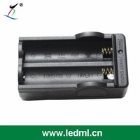 Dual 18650 Wall Battery Charger Dock li ion battery charger