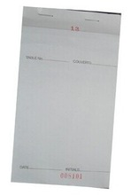 Carbonless Copy Paper Book Invoice Book Receipt Book