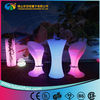 modern led furniture home party high top bar tables illuminating