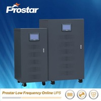 IGBT UPS Online Double-conversion UPS, THDI <5% and IGBT Rectifier 15KVA