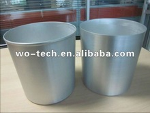 oem spun stainless steel container