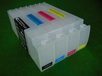 Refillable ink cartridge for HP Designjet 4000/4500/4020/4520