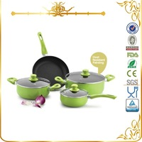 MSF-6335 global metals cookware household cooking pots non-stick kinox cookware as seen on tv