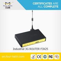 F3B32 Best 3G Router, Dual SIM Card Industrial Ethernet GSM Modem