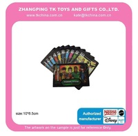 promotion item hot sale learning card set game toys for kids education toy