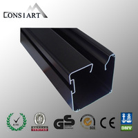 aluminium profile for roll away insect screen