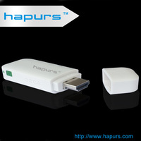 Hapurs 2014 bestseller single core iptv box 1080P HDMI support bluetooth skype webcam XBMC miracast chromecast Android T