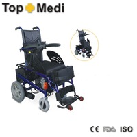Rehabilitation Therapy SuppliesTOPMEDI ce&fda Handicapped Electric Standing Wheelchair TEW129