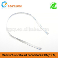 Wholesale customized FFC Wire cable & mobile phone/android phone ul2651 28awg flat ribbon cable