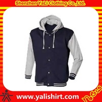 fancy custom made college style / wool varsity baseball jacket