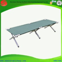 Military Aluminum Folding Bed Camping Cot