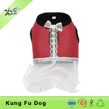 Pet Dog Cat Christmas Dress