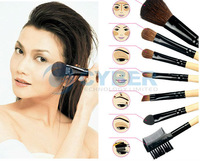 24 PCS professional private Brush Set With Black CaseMakeup