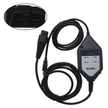 Truck Diagnostic Tool Scania VCI II,SCANIA VCI 2 truck engine diagnostic tool