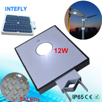Pure Crystal Solar Panel High Efficiency Solar Powered Led Street Light