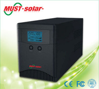 <Must Solar>Hot! 300w 400w 500w 600w 800w 1000w LCD/LED high quality dc ac inverter ac dc power supply