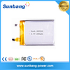 Wholesales rechargeable small size battery 23.7v 280mah li-polymer rechargeable battery ,accept paypal 2 years warranty