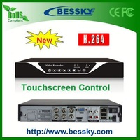 2014 Factory H.264 4ch 960H DVR with P2P Cloud,support 3G/WIFI/mobilephone view,echostar dvr 7000