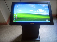 42inch WIFI touch screen self-service terminal LCD advertising information kiosk
