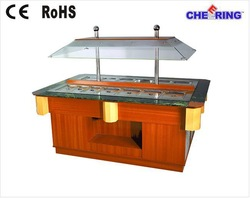 E-P18702L8 Guangzhou manufacturers refrigeration equipment used restaurant equipment in china