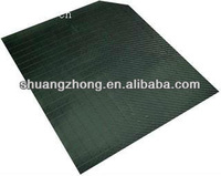 water- proof tear resistant high intensive black HDPE plastic slip sheet
