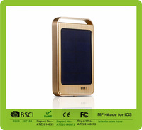 Shezhen Letsolar LET37M:6000mAh portable solar car battery charger power bank solar case for galaxy note